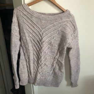 Knit American Eagle Sweater